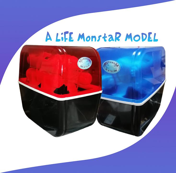 Monstar A life Su Arıtma 11 Aşamalı