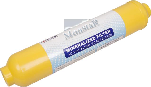 mineral filtre monstar