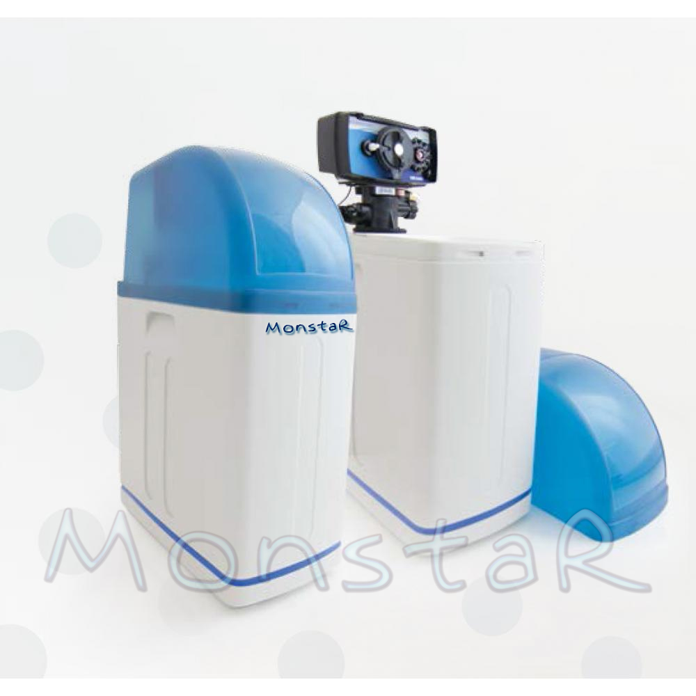 Daire Girişi Su Yumuşatma Cihazı Mini Kabinet