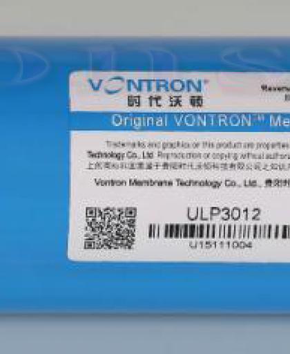 300 GPD Vontron Membran NFS Onaylı