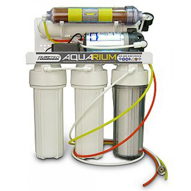 Akvaryum Su Arıtma Cihazı Pompalı