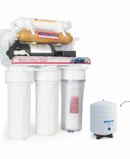 Pompalı Açık Kasa 6 Aşamlı LG Filtreli Su Arıtma